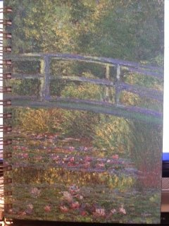 Barnes & Noble, Inc. Monet Inspired Bound Writing Journal