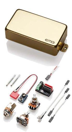 EMG EMG-60 Gold エレキギター用ピックアップ   B006Z4HZWQ