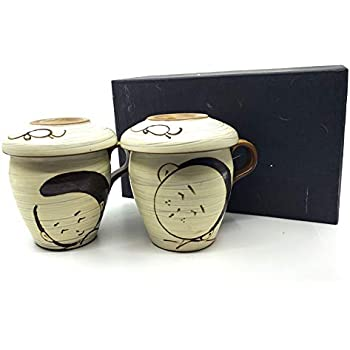 alpha-ene.co.jp Gol Set of 2 Yeoju Korea Celadon Teacup Hand ...