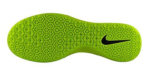 Nike 843961-070, Botas de Fútbol para Hombre Negro (Black / Volt / Black)