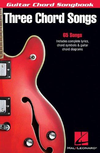 THREE CHORD SONGS: GUITAR CHORD SONGBOOK (Guitar Chord Songbooks)