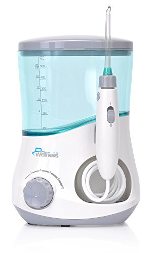 Wellness Oral Care Professional Countertop Oral Irrigator Water Flosser (WE4900)