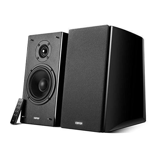 EDIFIER Studio R2000DB Bluetooth-luidsprekersysteem (120 Watt) met infrarood afstandsbediening en optische ingang