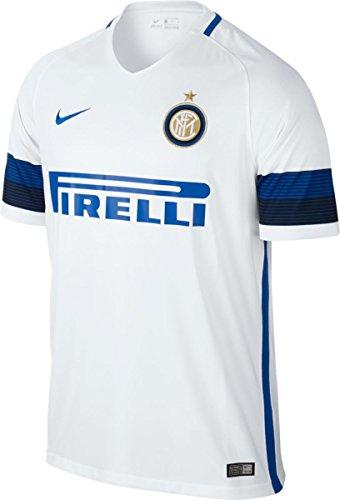 - NIKE Inter Milan Away Stadium Jersey 2016/2017 - XL