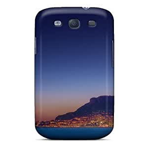Hot NfNTp2110xqBuN Subtle Sunset Tpu Case Cover Compatible With Galaxy S3