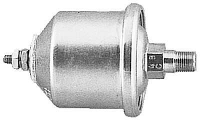 Sierra International OP24301 100 PSI Marine Oil Pressure Sender with NPT Thread Terminal Type 10-32 Stud, Size 46395