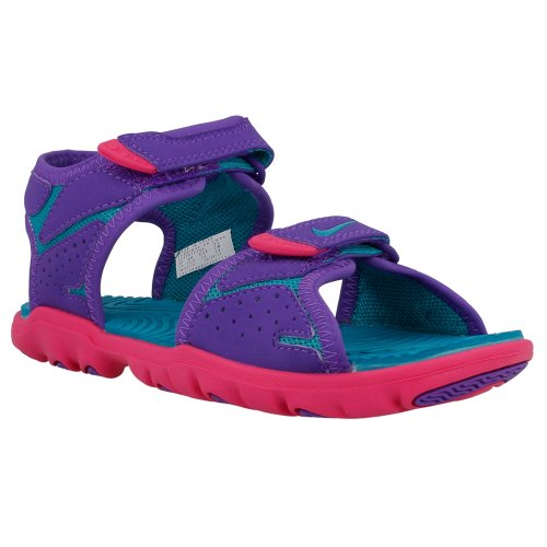 Nike - Santiam 5 Ps - Coleur: Green-Pink-Violet - Taille: 32.0 bHmZay3X1