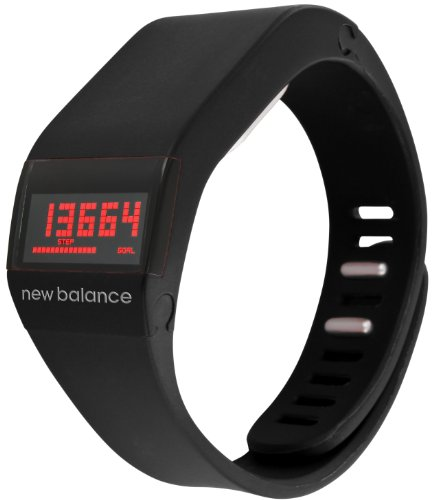 - New Balance BodyTRNr Sports Calorie Counter, Midnight