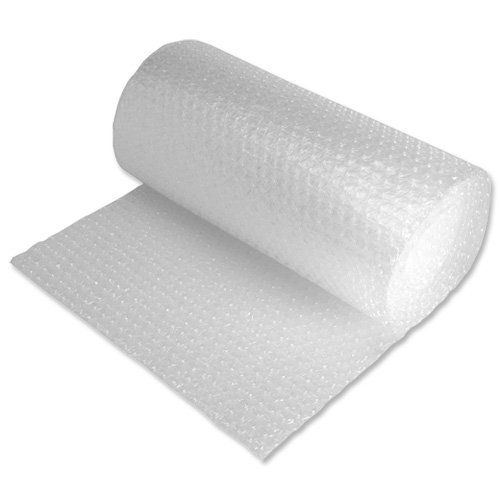 Rolling To No Brand Bubble Wrap Roll 600mmx25M Clear Ref Broc53741 Pregis Ltd 693338