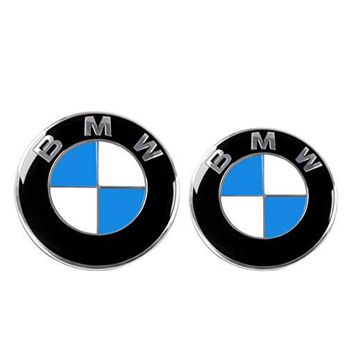 2008 bmw hood emblem - 8