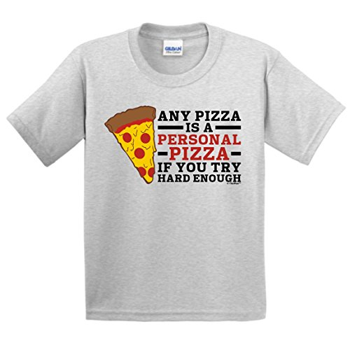 funny-pizza-shirts-any-pizza-is-personal-pizza-if-you-try-hard-enough-youth-t-shirt-small-ash