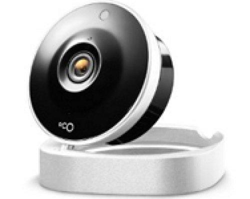 Oco HD Smart Wi-Fi Video Monitoring Camera CO-14EU [並行輸入品] B019TIRGBY