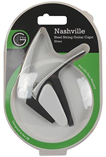 G7th NASHVILLE Nashville Capo Silver product image