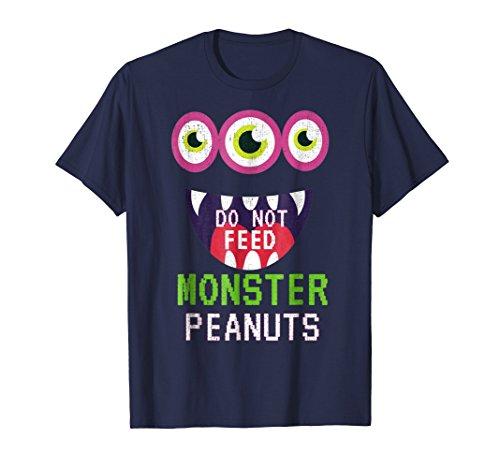 Peanut Allergy Monster Tee Peanut Allergy ()