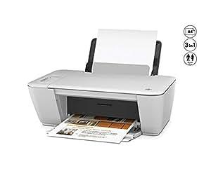HP Deskjet 1510 AiO - Impresora multifunción (Inyección de tinta, Colour, Colour, 7 ppm, 4800 x 1200 DPI, 4 ppm) Gris