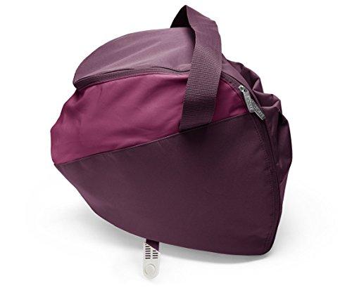 Stokke Xplory Stroller Shopping Bag, Purple (Changing Bag Xplory Stokke)