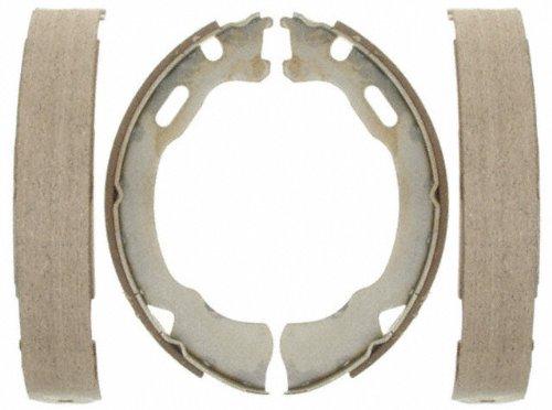 ACDelco 14791B Advantage Bonded Rear Parking Brake Shoe