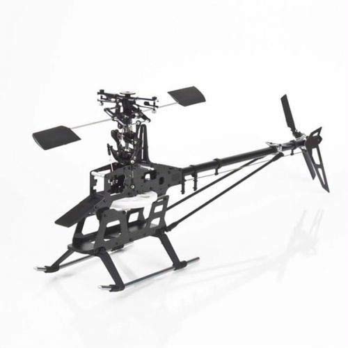 Accessories 450v2 Carbon Fiber maim Frame Metal Main Rotor Head & Tail 6CH 3D RC Helicopter for Trex Align 450 - Rotor Head Helicopter Rc