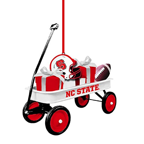 Team Sports (Team Sports America North Carolina State Team Wagon Ornament)