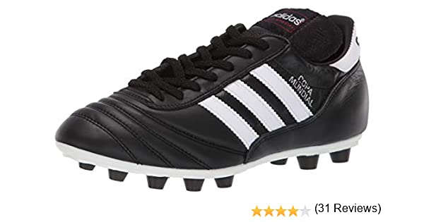 on sale 13cef 42c83 adidas Copa Mundial, Botas de fútbol para Hombre Amazon.es Zapatos y  complementos