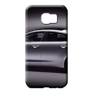 samsung galaxy s6 edge First-class Protection series mobile phone case Aston martin Luxury car logo super