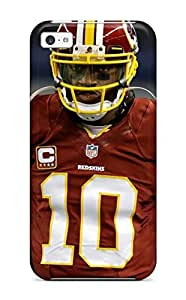 Tpu Case Cover For Iphone 5c Strong Protect Case - Robert Griffin Iii Design