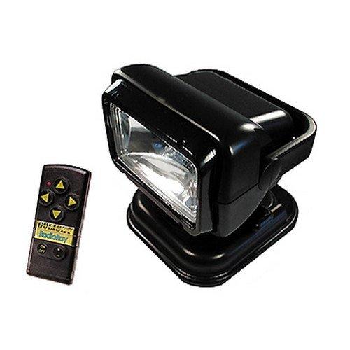 Go Light - Golight Portable RadioRay w/Magnetic Shoe - Black - Model 7951