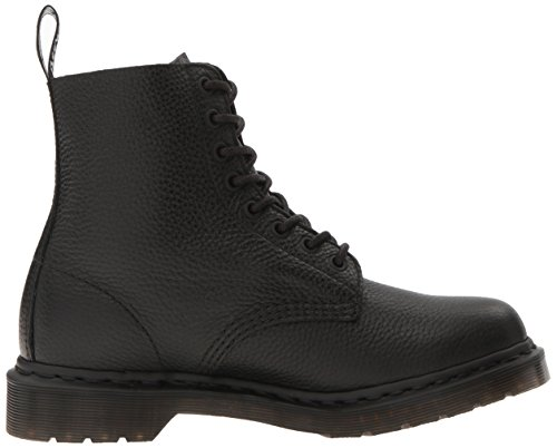 Dr. Martens Pascal W/Zip, Botas con Cremallera, Mujer, NULL, Negro (Black Aunt Sally)
