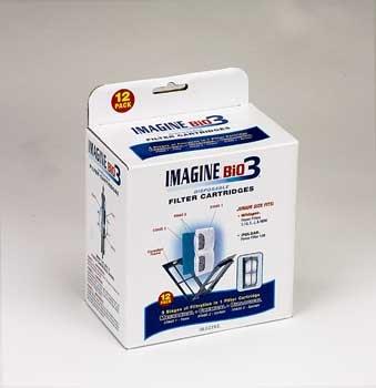 Imagine Gold Llc AIM77112 Bio 3 Cartridge Jr 12-Pack