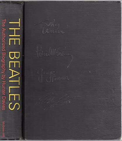 Beatles the Authorized Biography 1ST Edition (The Beatles Davies)