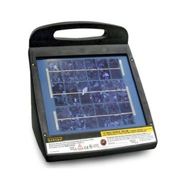 Woodstream Sp10b 10-Mile Solar-Powered Fence Controller Electric Fence Controllers