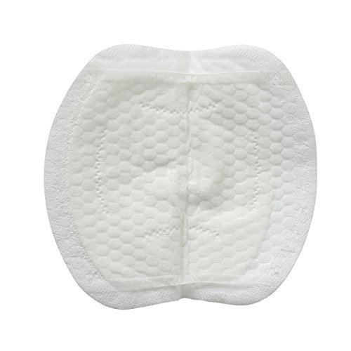 Ultra-Thin Super Soft Disposable 100 Pieces Maternity Nursing Pads for Breastfeeding by Leyun (Image #2)