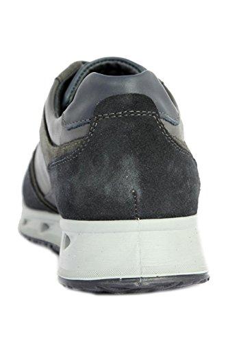 Uomo IGI Collo Basso Ulsgt amp;CO blu Sneaker 8747 a 4PRgAZ
