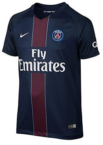Nike Youth Paris-Saint Germain Stadium Jersey-MIDNIGHT NAVY – DiZiSports Store