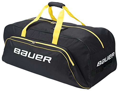Bauer S14 Core Carry Bag, Black/Yellow, ()