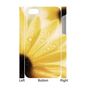 LASHAP Phone Case Of beautiful Daisy flower for iPhone 4/4S