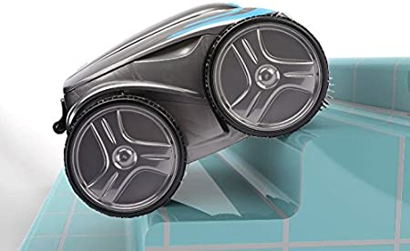 Zodiac Vortex OV 5300 4WD con Swivel- Con carro de transporte ...