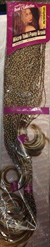 Urban Beauti Collection Micro Yaki Pony Braid - - Braids Pony Yaki