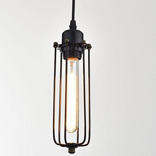 YOBO Lighting Vintage Industrial Hanging