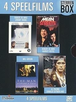 The Mission / Mean Streets / the Man Without a Face / Revolution by Robert De ()