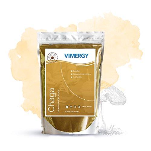 Vimergy USDA Organic Chaga Extract Powder (50g)