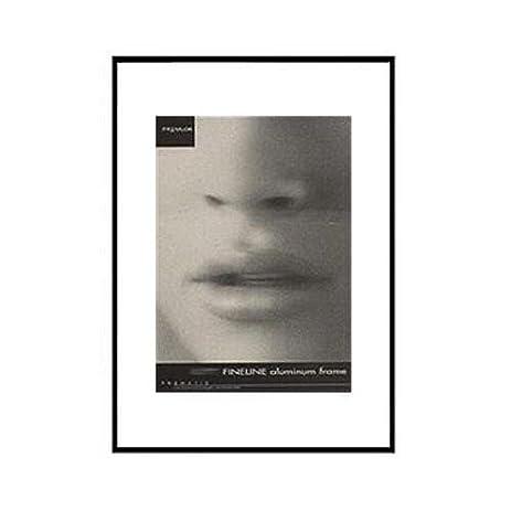 Amazon.com - Fineline Picture Frame Color: Black, Size: 8\