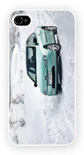 Peugeot 406 Coupe Mint, iPhone 6, Etui de téléphone mobile - encre brillant impression