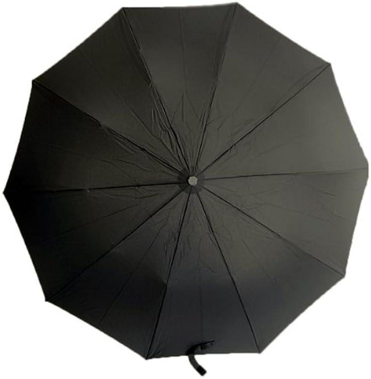 Genuine OEM Toyota Branded Telescopic Compact Umbrella with White Handle