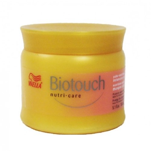 Wella Biotouch Nutri Care Color Nutrition Intensive Mask 5.1 oz