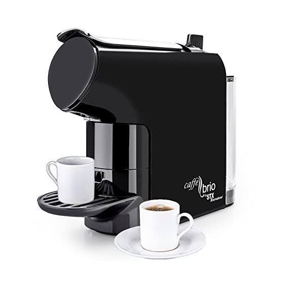 Capsule Compatible Espresso Coffee Maker