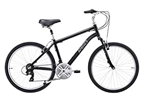 REID Boy's Comfort MTB New 48cm Hybrid Bike - Dark Grey, 130 x 40 x 20