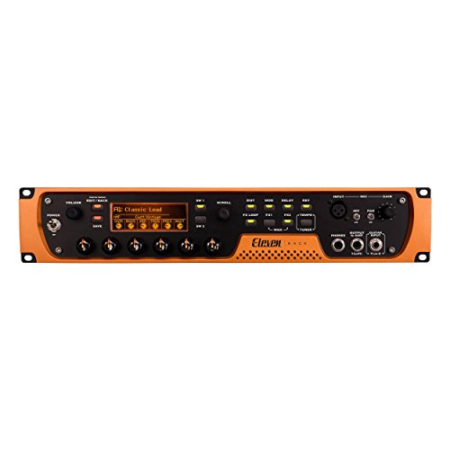 Eleven Rack Audio Interface and Guitar Pre-amp without Pro-Tools