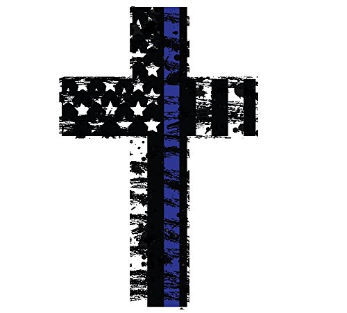 thin-blue-line-cross-reflective-2-pack-show-your-support-for-our-men-and-women-of-law-enforcement