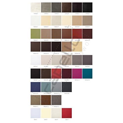 NEO 3 x Sillón peluqueria + 2 x Lavabos de peluquería, Tapicería de 100 colores